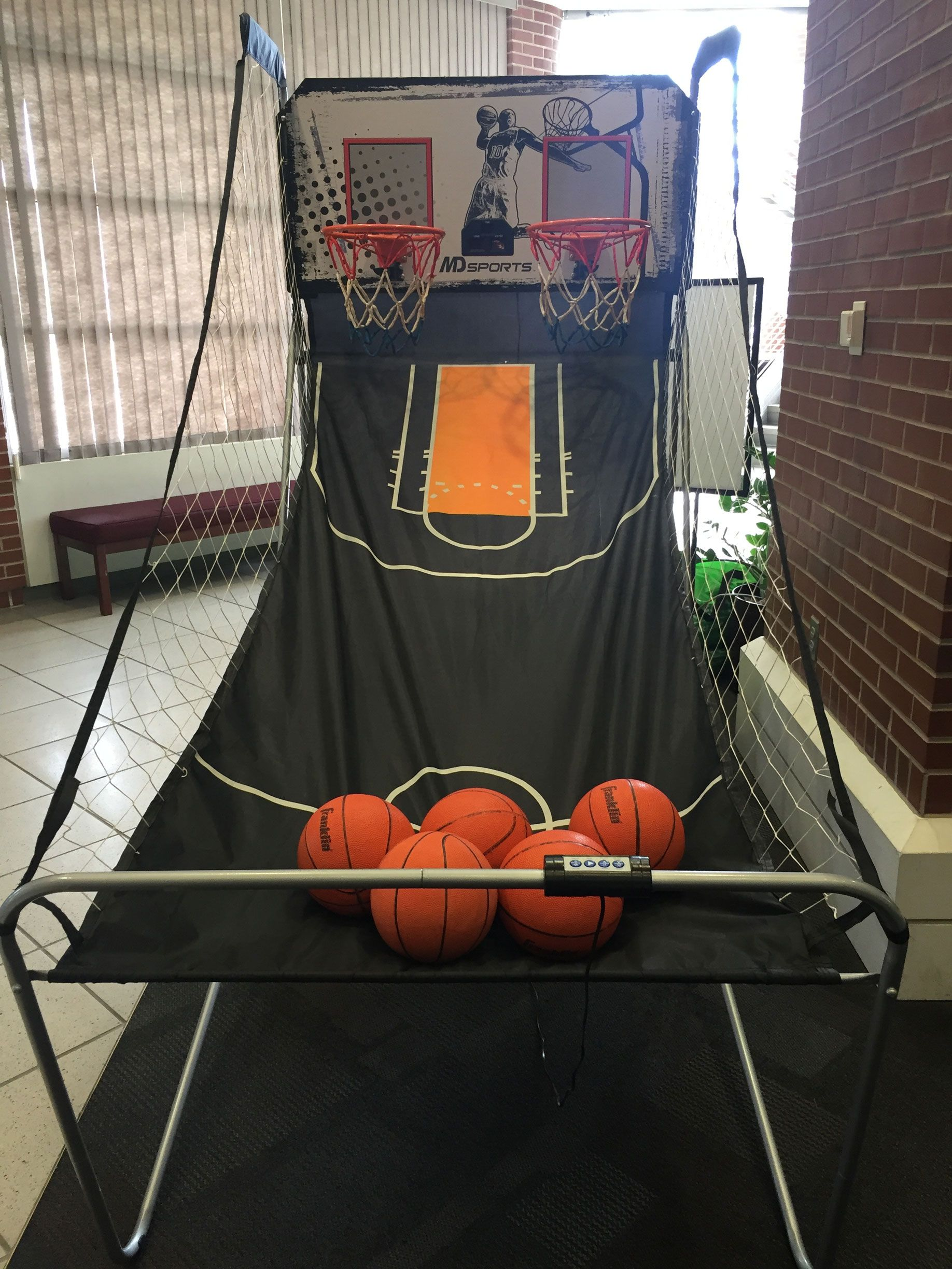 Double Basketball
